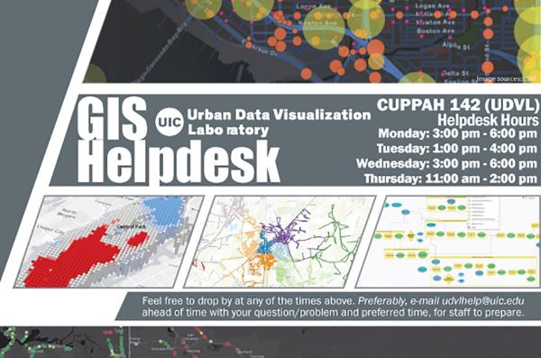 Fall 2019 GIS Helpdesk